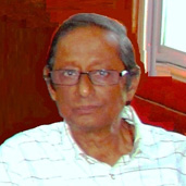 Dr. Subrata Dasgupta, Retired Scientific Officer (SH+), VECC – Kolkata